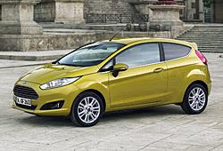 Ford Fiesta - Seitenansicht