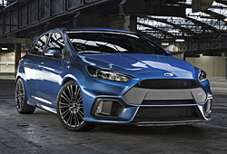 Ford Focus RS - Frontansicht