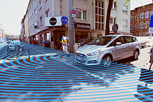 Ford Split-View-Technologie