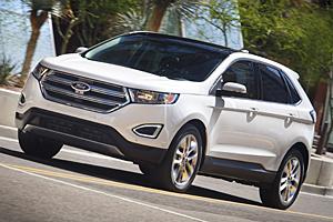 Ford Edge: gibt es auch mit blendfreiem Fernlicht