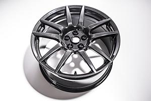 Ford GT - Carbon-Felge