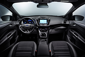 Ford Kuga -Interieur