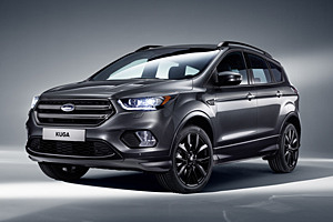 Ford Kuga - Frontansicht