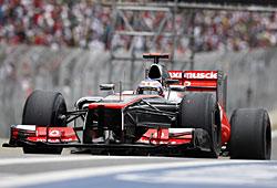 GP Brasilien - Jenson Button heißt der Sieger des GP Brasilien