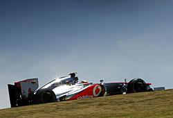 GP Brasilien - Lewis Hamilton