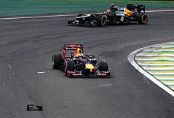 GP Brasilien - Sebastian Vettel wurde zum dritten Mal Weltmeister - © Red Bull Media House