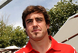 GP China - Fernando Alonso
