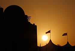 GP Abu Dhabi: Qualifying bei Dunkelheit