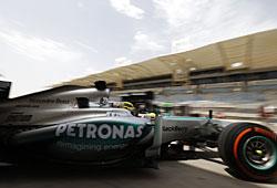 GP Bahrain - Nico Rosberg