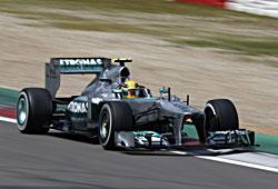 GP Deutschland - Lewis Hamilton