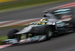 GP Großbritannien - Nico Rosberg