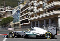 GP Monaco - Nico Rosberg