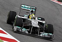 GP Spanien - Nico Rosberg