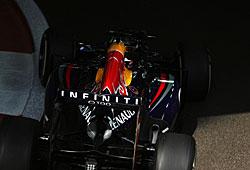 GP Abu Dhabi - Sebastian Vette zeigte auch diesmal den Konkurrenten das Heck