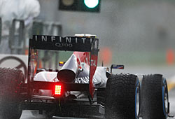 GP Australien - Mark Webber (Red Bull Racing)