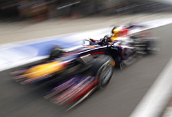 GP Indien - Qualifying: Sebastian Vettel