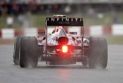 GP Kanada - Sebastian Vettel im Red Bull