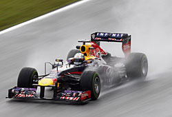 GP Malaysia - Sebastian Vettel (Red Bull Racing)