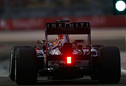 GP Sepang - Die Konkurrenten sahen nur das Rücklicht von Vettels Red Bull