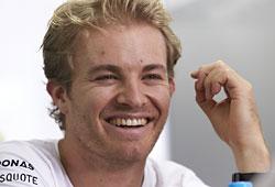 GP Brasilien - Rosberg vor Hamilton auf der Pole-Positiion