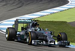 GP Deutschland -  Nico Rosberg gewinnt den Heim-Grand-Prix