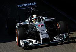 GP Großbritannien- Lewis Hamilton gewinnt den Heim-Grand-Prix