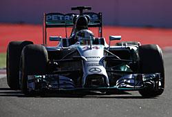 GP Russland  - Lewis Hamilton gewinnt Grand Prix in Sotchi