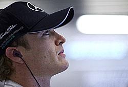 GP Russland - Nico Rosberg verpasst Pole Positiion