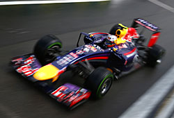 GP Belgien - Daniel Ricciardo (Red Bull Racing) gewinnt das Rennen in Spa-Francorchamps