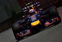 GP Kanada - Daniel Ricciardo (Red Bull) auf dem Weg zum ersten Formel-1-Sieg