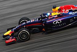 GP Malaysia - Sebastian Vettel (Red Bull)
