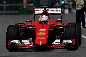 GP Kanada - Rennen: Vettel fährt vom 18. auf den fünften Rang