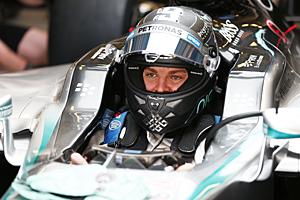 GP Abu Dhabi - Rennen: Nico Rosberg gewinnt den letzten Saison-Lauf