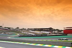 GP Brasilien - Qualifying: Nico Rosberg