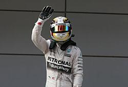 GP China - Rennen: Lewis Hamilton gewinnt in Shanghai