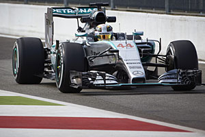 GP Italien - Rennen: Lewis Hamilton siegt in Monza