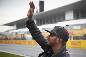 GP Japan - Qualifying: Lewis Hamilton musste sich Nico Rosberg geschlagen geben