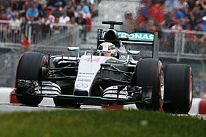 GP Kanada - Qualifying: 44. Pole-Position für Lewis Hamilton