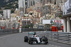 GP Monaco - Qualifying: Lewis Hamilton fährt auf Pole