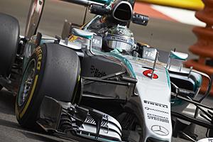 GP Monaco - Rennen: Nico Rosberg gewinnt Rennen in Monte Carlo