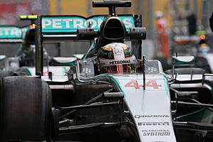 GP Russland - Rennen: Hamilton gewinnt