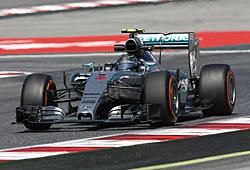 GP Spanien - Qualifying: Nico Rosberg im Qualifying am schnellsten