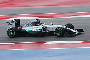GP USA - Rennen: Nico Rosberg vergibt Sieg
