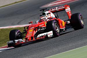 Ferrari F1 - Kimi Räikkönen