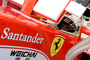 GP Kanada- Rennen: Sebastian Vettel wurde in Kanada Zweiter