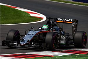 GP Österreich - Qualifiyng: Nico Hülkenberg fuhr auf Rang drei im Qualifying