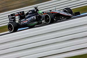 GP Deutschland - Qualifiyng: Nico Hülkenberg