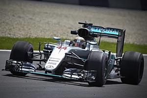 GP Österreich - Rennen: Lewis Hamilton fährt zum Sieg