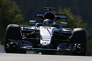 GP Belgien - Qualifiyng: Wegen Teiletauschs startet Hamilton vom Ende des Feldes
