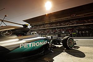 GP Spanien  - Qualifiyng: Nico Rosberg